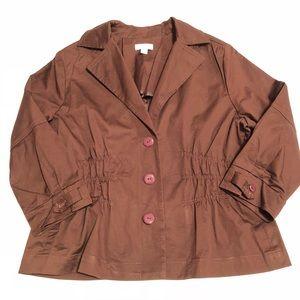 Joan Rivers 3/4 Sleeve Classics Signature Jacket